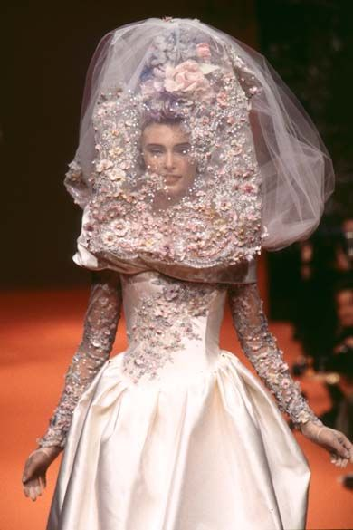 Christian Lacroix, Spring/Summer 1996, Couture
