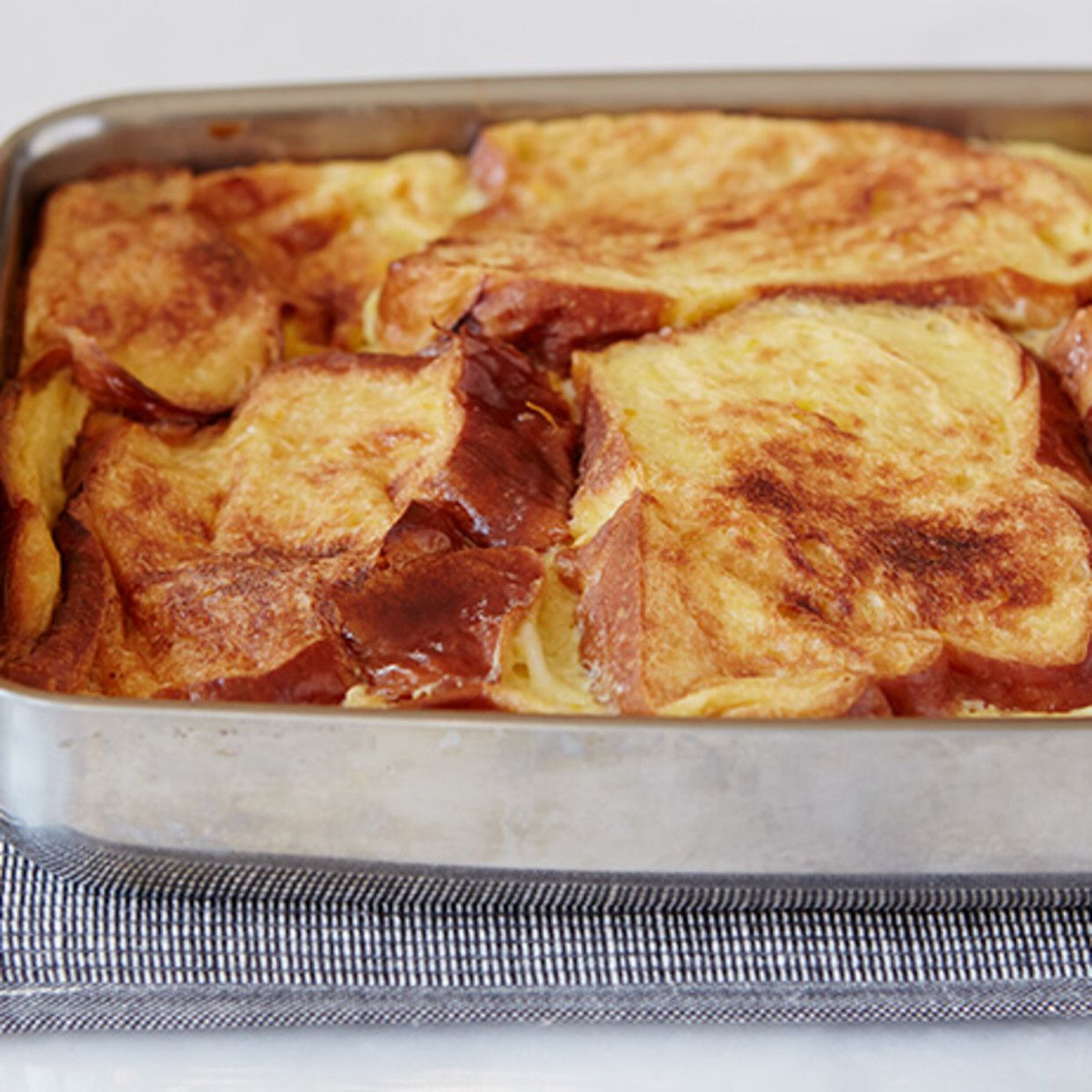 French Toast Bread Pudding By Ina Garten