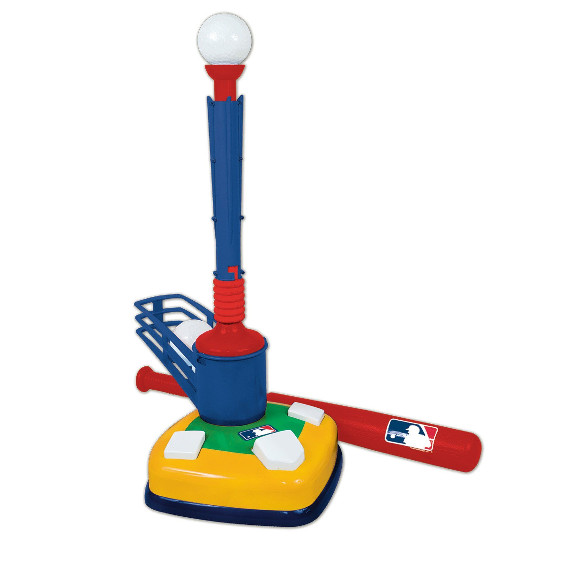 Franklin Sports Mlb Super Star Batter 2in1 Tee And Popup Baseball Training Aid Read More At The Image Li With Images Franklin Sports Baseball Hitting Baseball Training