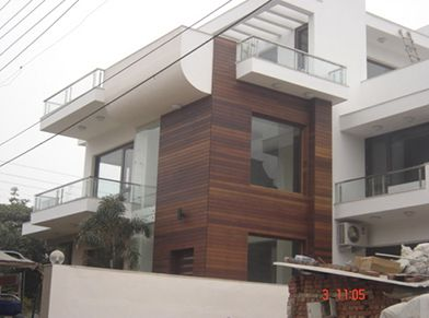 What Are The Best Ideas For Choosing The Right Wall Cladding Exterior Wall Design Exterior Wall Tiles Exterior Brick