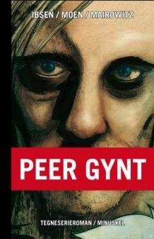 Peer Gynt (Innbundet) Tegneserieroman fra Tanum. Om denne nettbutikken: http://nettbutikknytt.no/tanum-no/