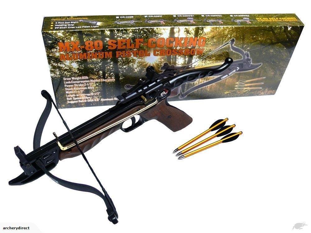 80lbs Aluminium Pistol crossbow | Trade Me | Pistol