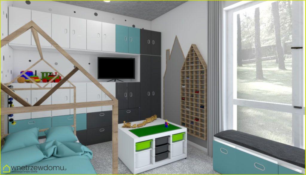 Pokoj Dzieciecy Zabudowa Stuva Ikea Dekorator Wnetrz Online