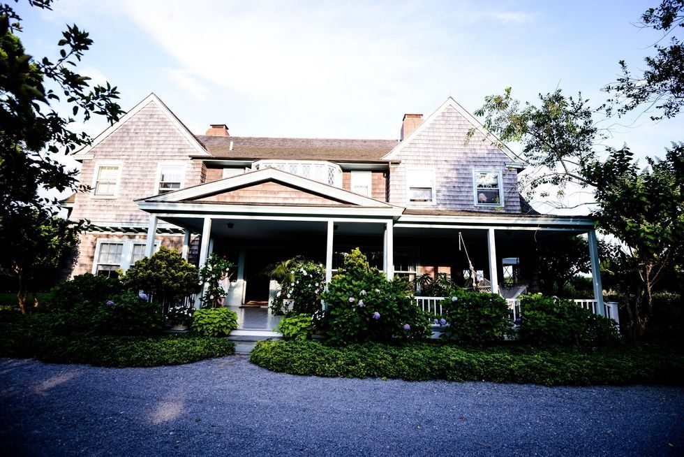 This is What Grey Gardens Looks Like Now House in the