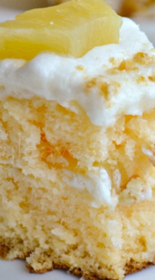 Pineapple Cream Cake Filling Recipe