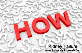 Improve Life Expectancy With Stage 5 Kidney Failure And No Dialysis