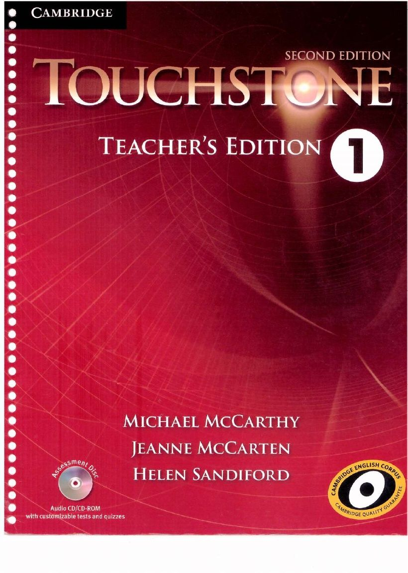 Touchstone Second Edition