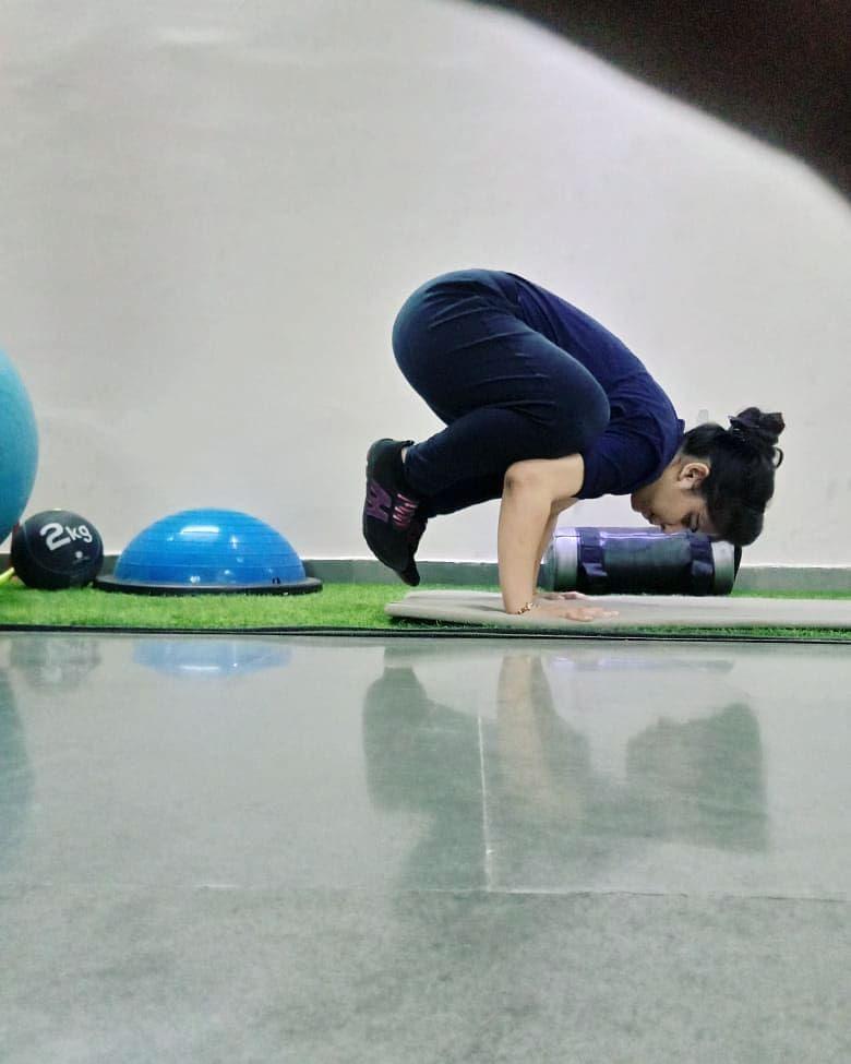 Yoga Girl 🔷Coach @gauri4426  #yoga #fitness #meditation #yogalife #yogainspiration #love #yogaeveryd...