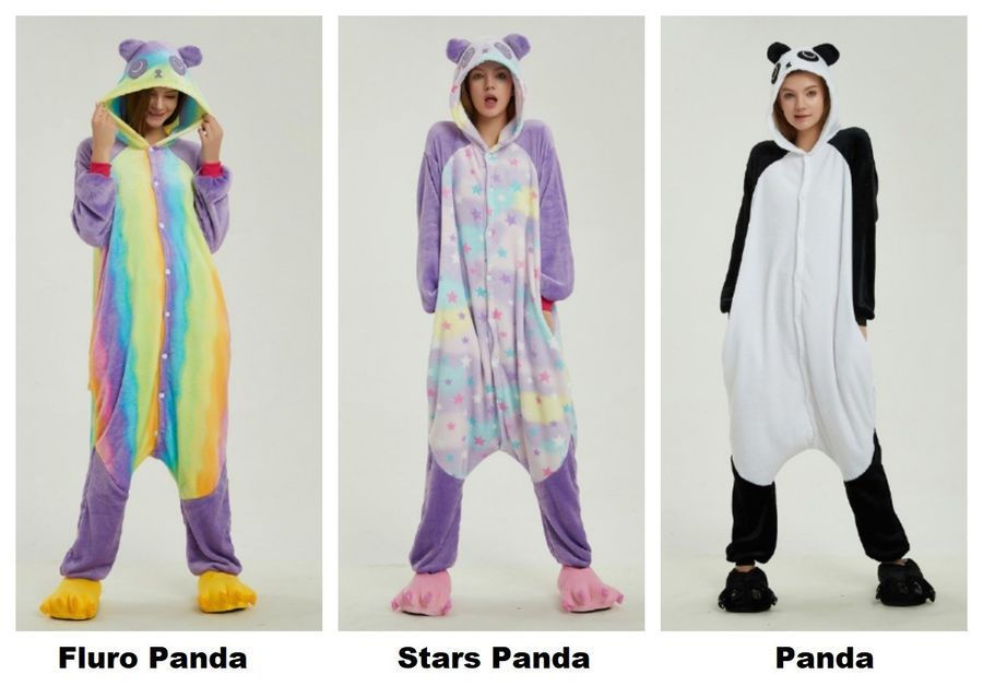 Adult Unicorn Kigurumi Pajamas Animal Cosplay Costume Unisex One Piece Sleepwear