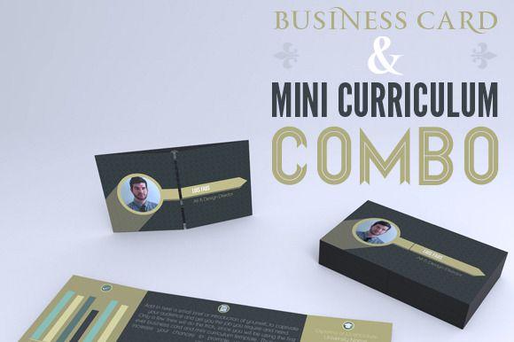 Foldable Business Card Mini Cv Foldable Business Cards Business Cards Creative Business Cards Creative Templates