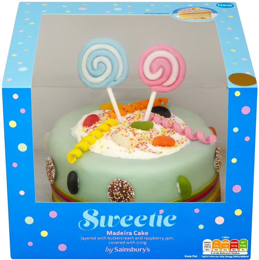 Sainsburys Sweetie Cake