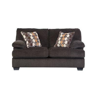 Swell Benchcraft Kenzel Loveseat Reviews Wayfair Pdpeps Interior Chair Design Pdpepsorg