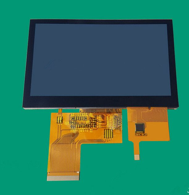 Mdk43wqv118 Wct 4 3インチlcdスクリーン480 272 Tft G G容量性タッチスクリーン Display