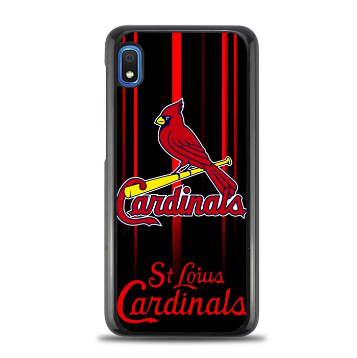 St. Louis Cardinals logo Z3317 Samsung Galaxy A10E Case