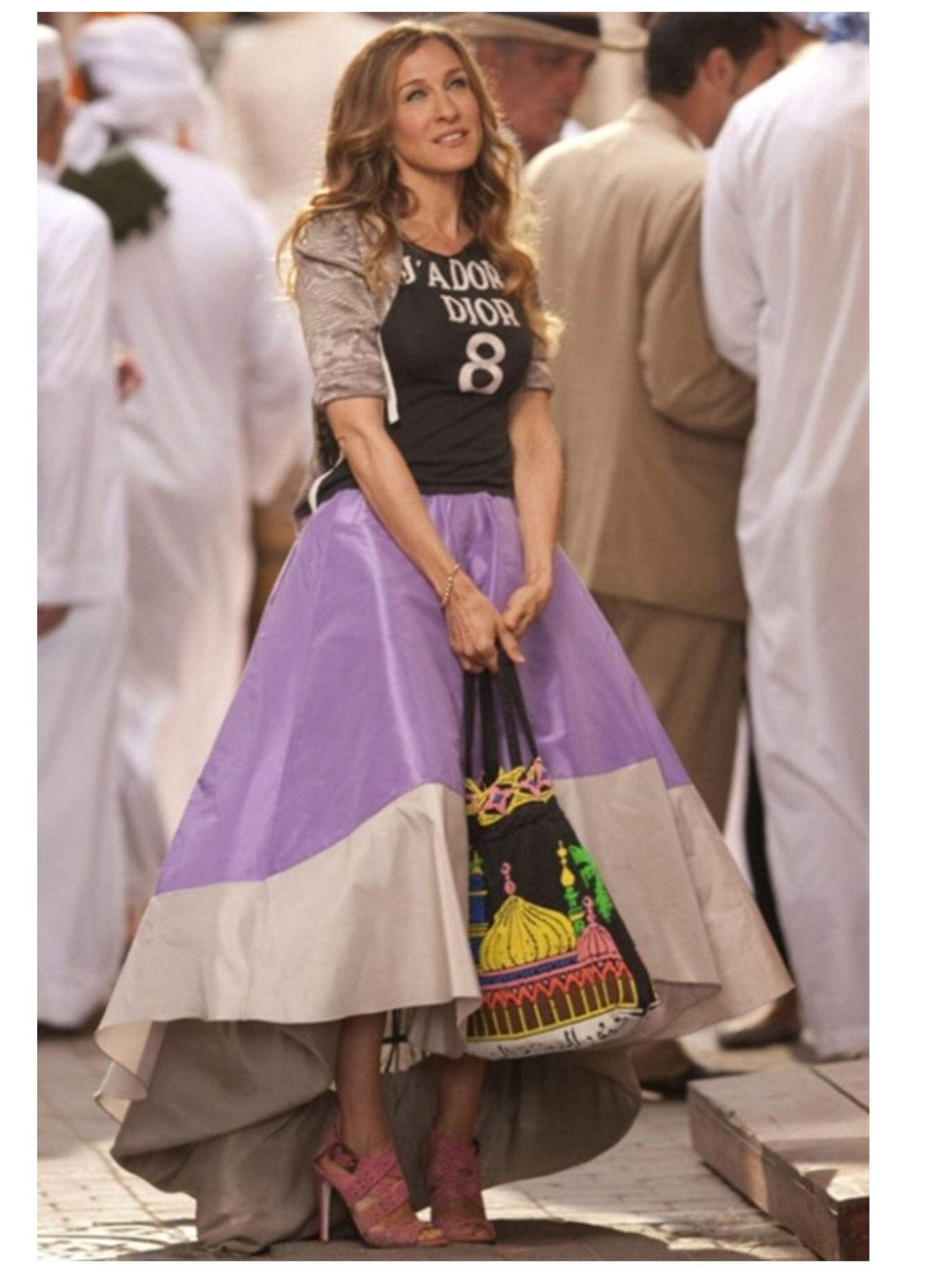 Slideshow: Carrie Bradshaws 12 Most Memorable Outfits