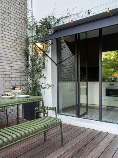 This kind of contemporary awning is seriously an amazing ...
