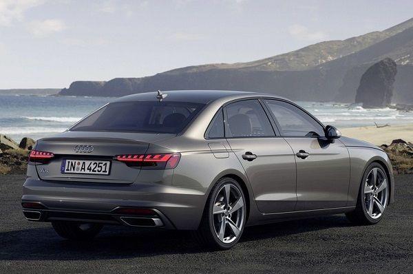 Audi A4 Mild Hybrid 40 Tfsi En 2020 Audi Audi A4 Audi A4 Allroad