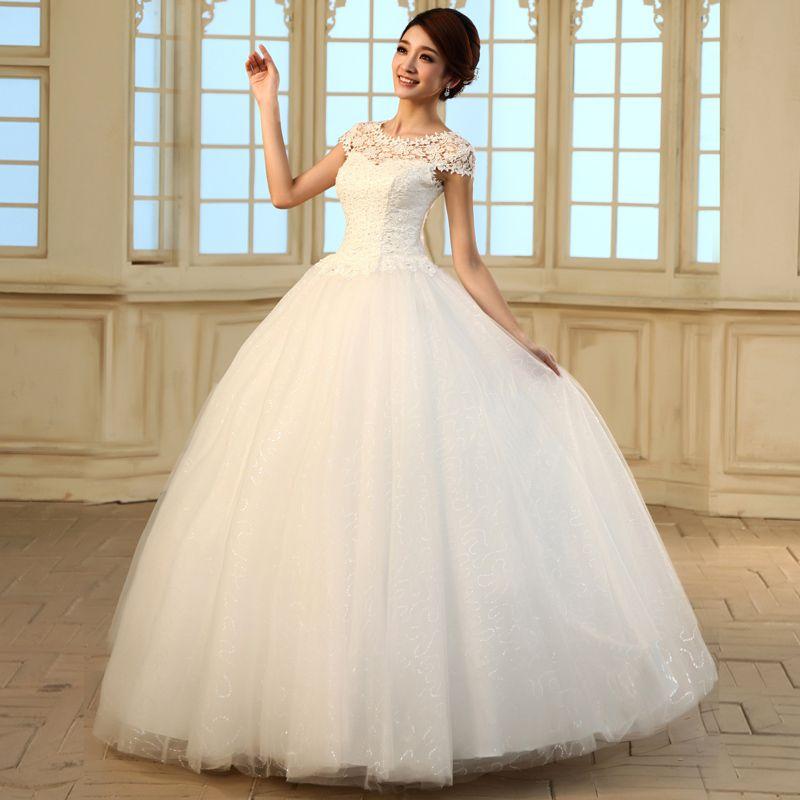 vestidos tipo princesa de novia - Buscar con Google   Novias ...