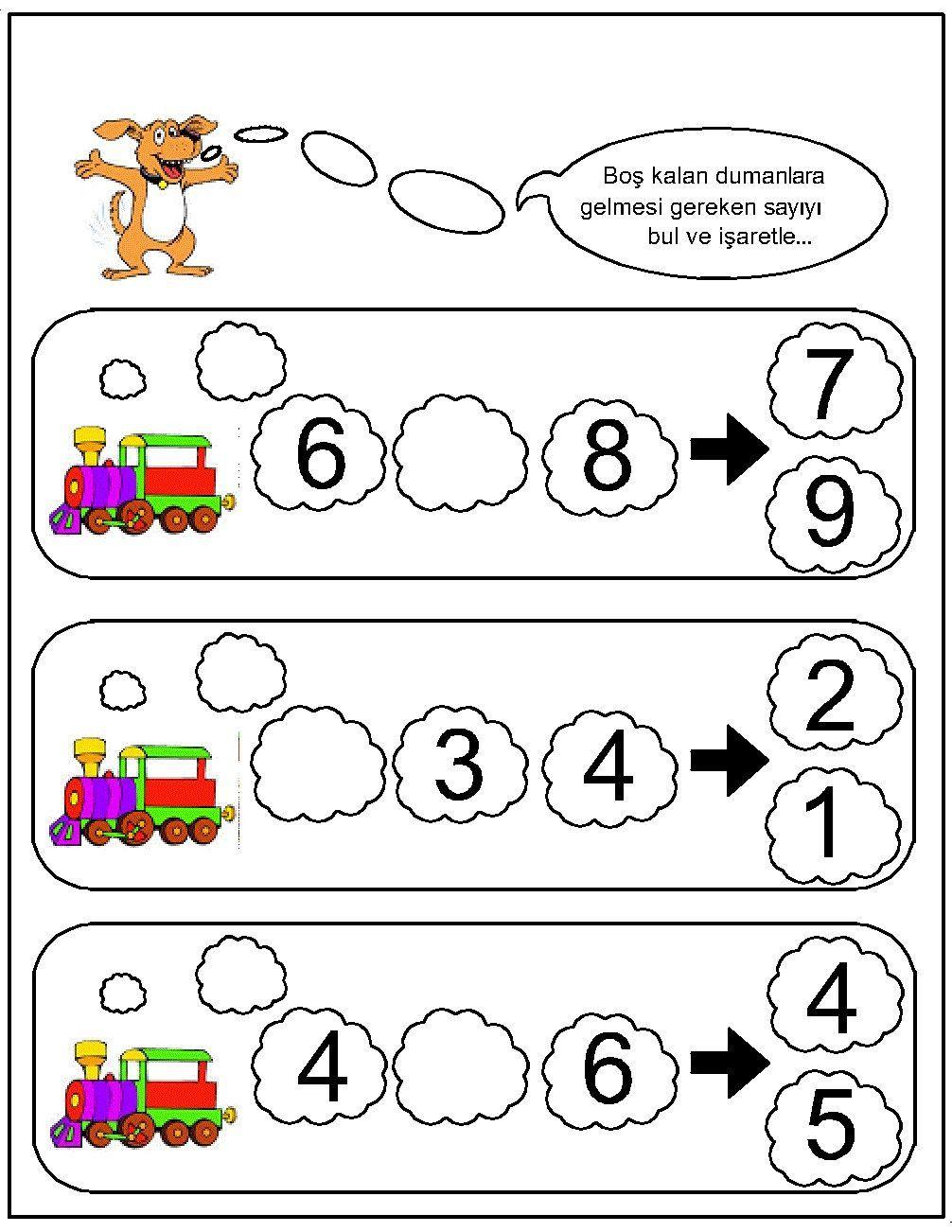 7 Kindergarten Worksheets Math Missing Number In 2020 Kindergarten Worksheets Kids Worksheets Kindergartens Kindergarten Worksheets Printable [ 1302 x 1006 Pixel ]