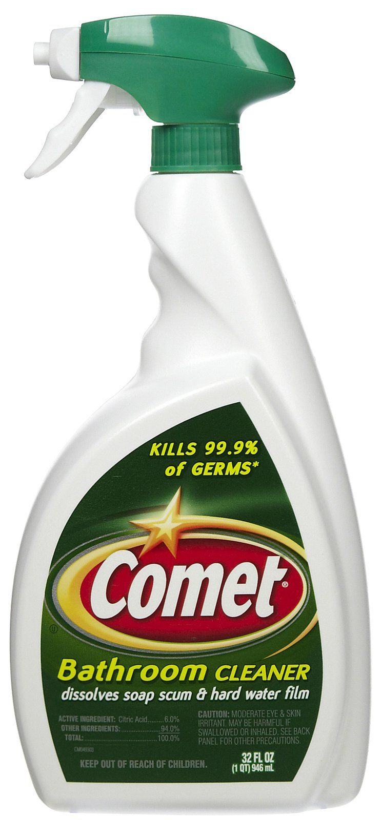 Comet Bathroom Cleaner Spray  Best Price  Household Chemical Extraordinary Clorox Bathroom Cleaner Decorating Inspiration