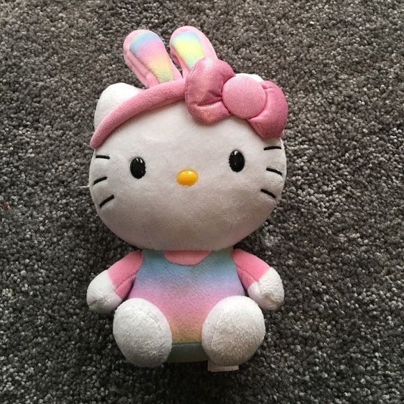 Hello Kitty Cute Hello Kitty bunny! Clean. Hello Kitty Accessories