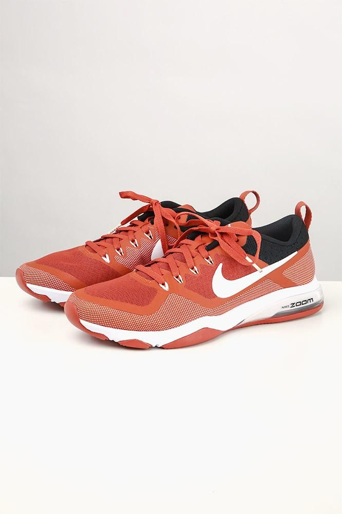 Women's Nike Texas Longhorns Zoom Fitness Training Shoe