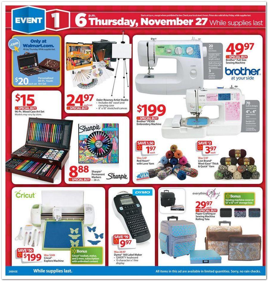 Walmart Black Friday 2014 Ads And Sales Black Friday Flyer Walmart Black Friday Ad Black Friday
