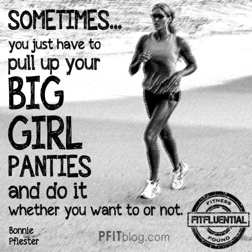 Here's some MidWeek Motivation for you from FitFluential and Bonnie Pfiester. Click the pic for more pinnable pics and an awesome motivation video from Jeremy Scott!