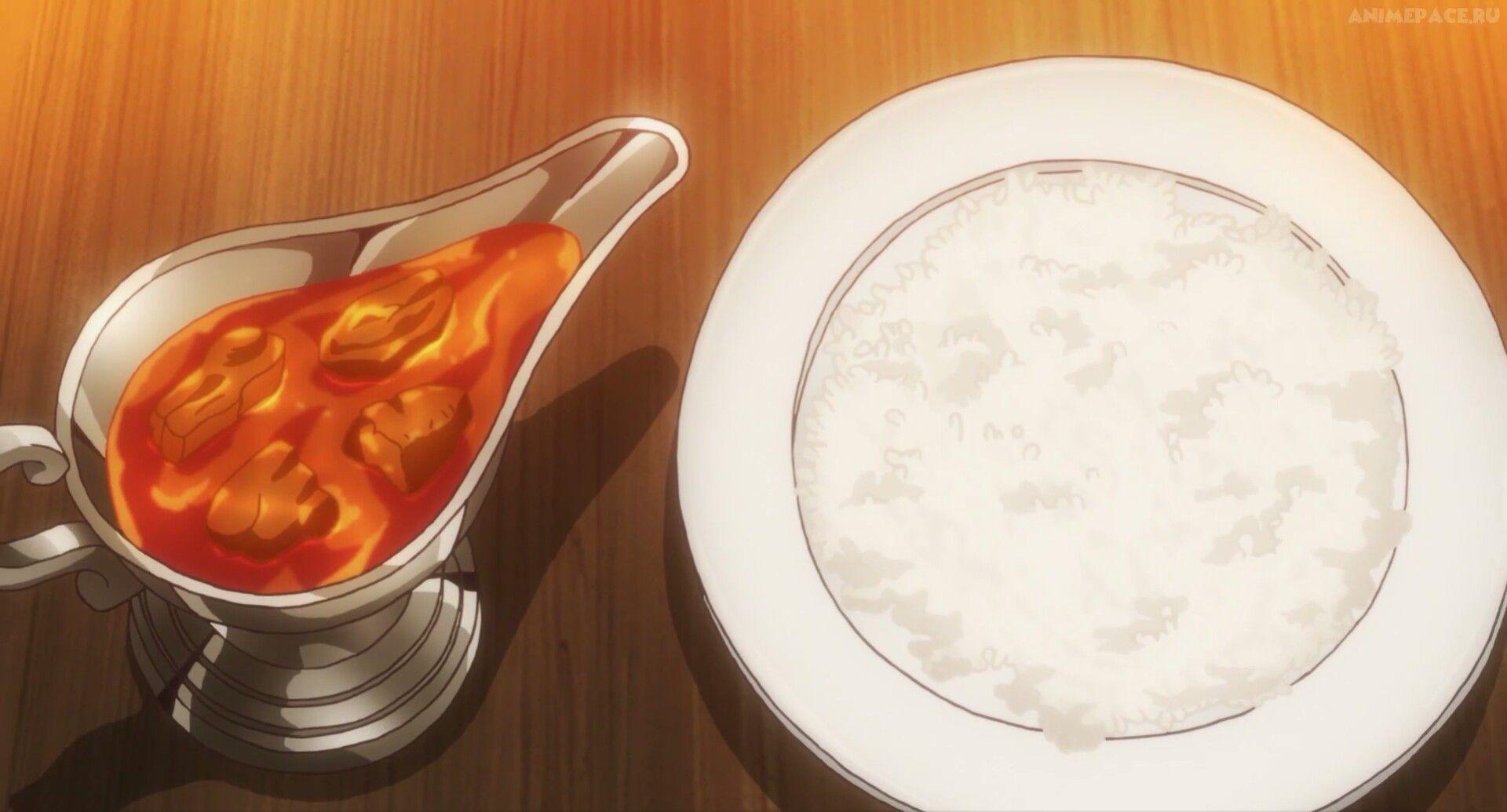 anime food おしゃれまとめの人気アイデア pinterest liz f いただきます 食べ物 食事