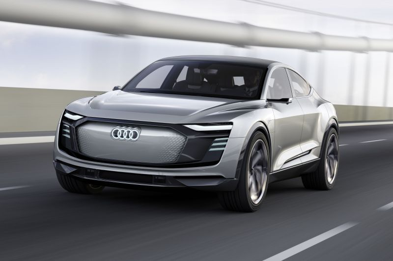 2019 Audi Q9 Is Based On The E Tron Model Audi E Tron New Audi Car Electric Car Concept