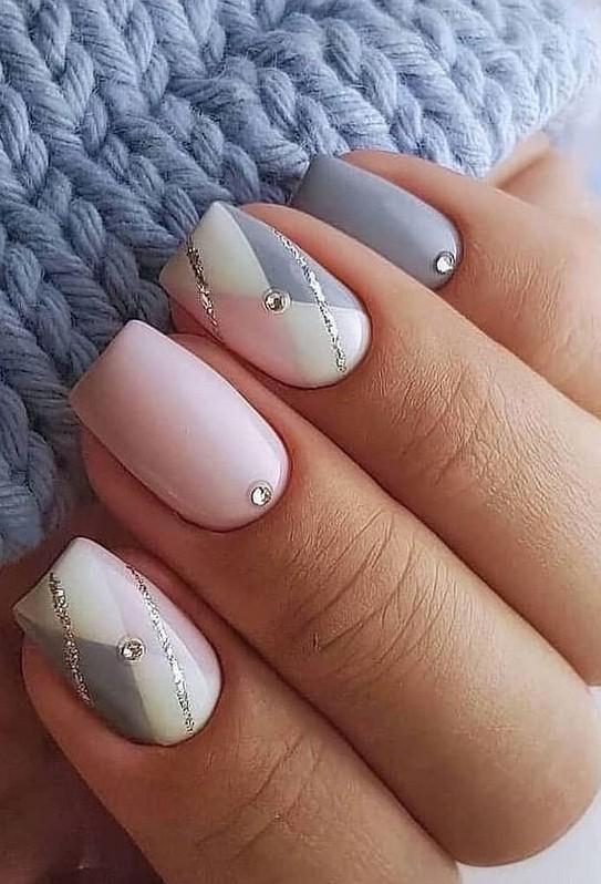 30+ Beste Winter Nails Ideen für dieses Jahr #winternailart Schöne Hän