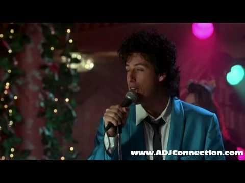 Youtube The Wedding Singer Adam Sandler Singer
