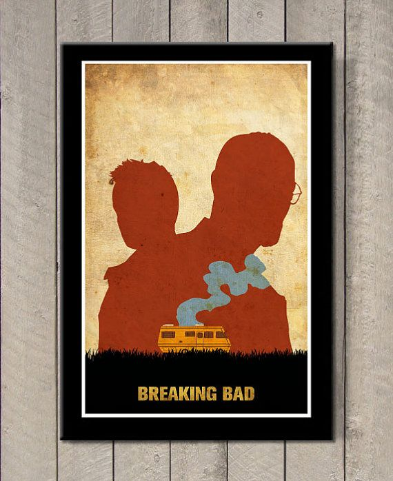 Breaking Bad cartel minimalista