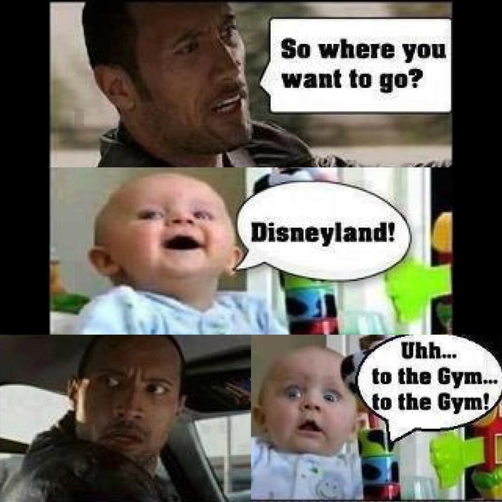 Haha to the gym to the gym! www.fitnesspod.im | Gym humor ...
