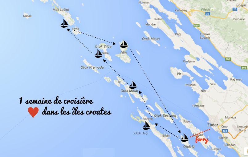 Croisiere En Voilier En Croatie Avec Les Enfants Croatie Croisiere Croatie Meilleur Destination Voyage