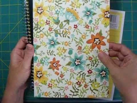 Como Forrar Un Cuaderno Con Espiral Tutoriales Como Forrar Un