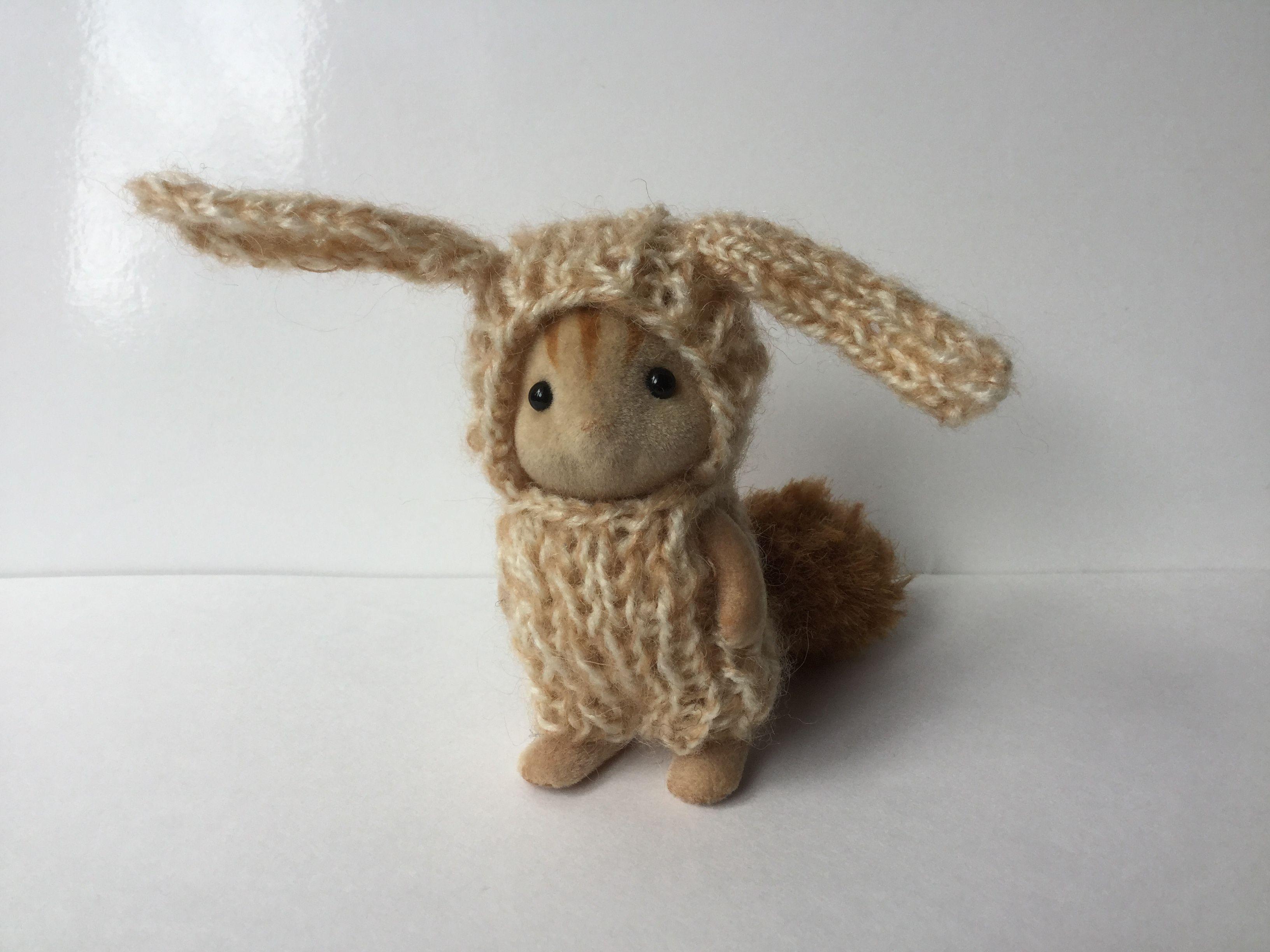 シルバニアファミリー 着ぐるみ ウサギ 着ぐるみ ウサギ リス