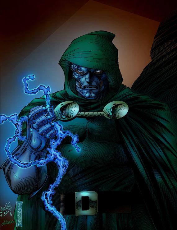 Pin By Dale Braddock On Marvel Comics Stuff Comic Books Art Doctor Doom Marvel Superhero Comic