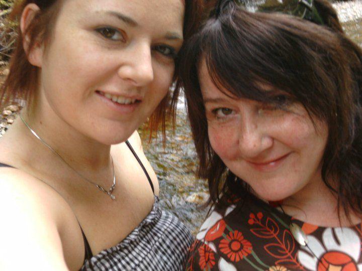 Me & Gemma at Glencoe