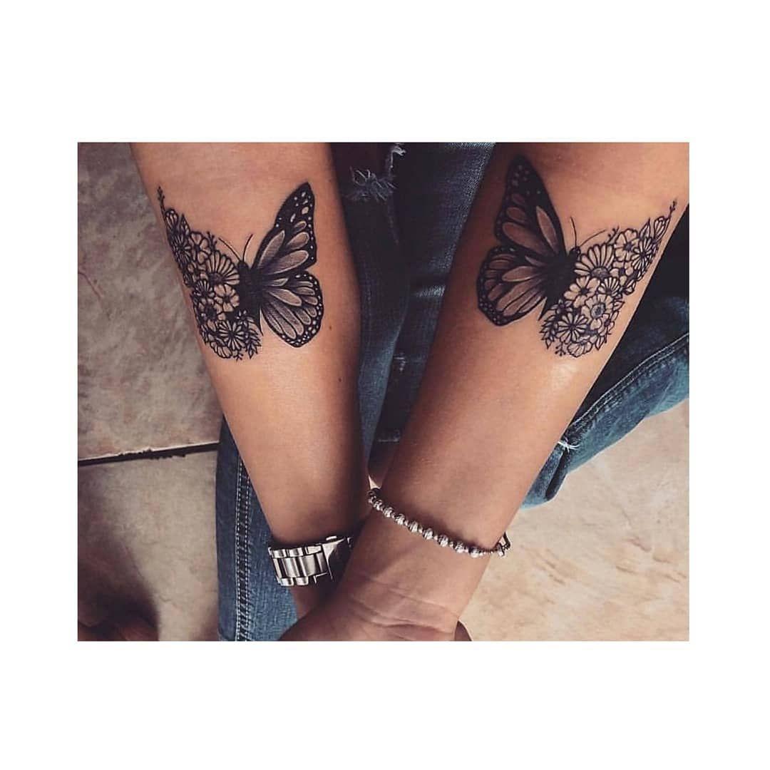 Volemos Juntas Siendo Libres Bajo La Tormenta Que Nos Ara Mas Fuertes Floreceremos The Collector Tatuajes De Moda Brazos Tatuados Tatuajes Fuertes