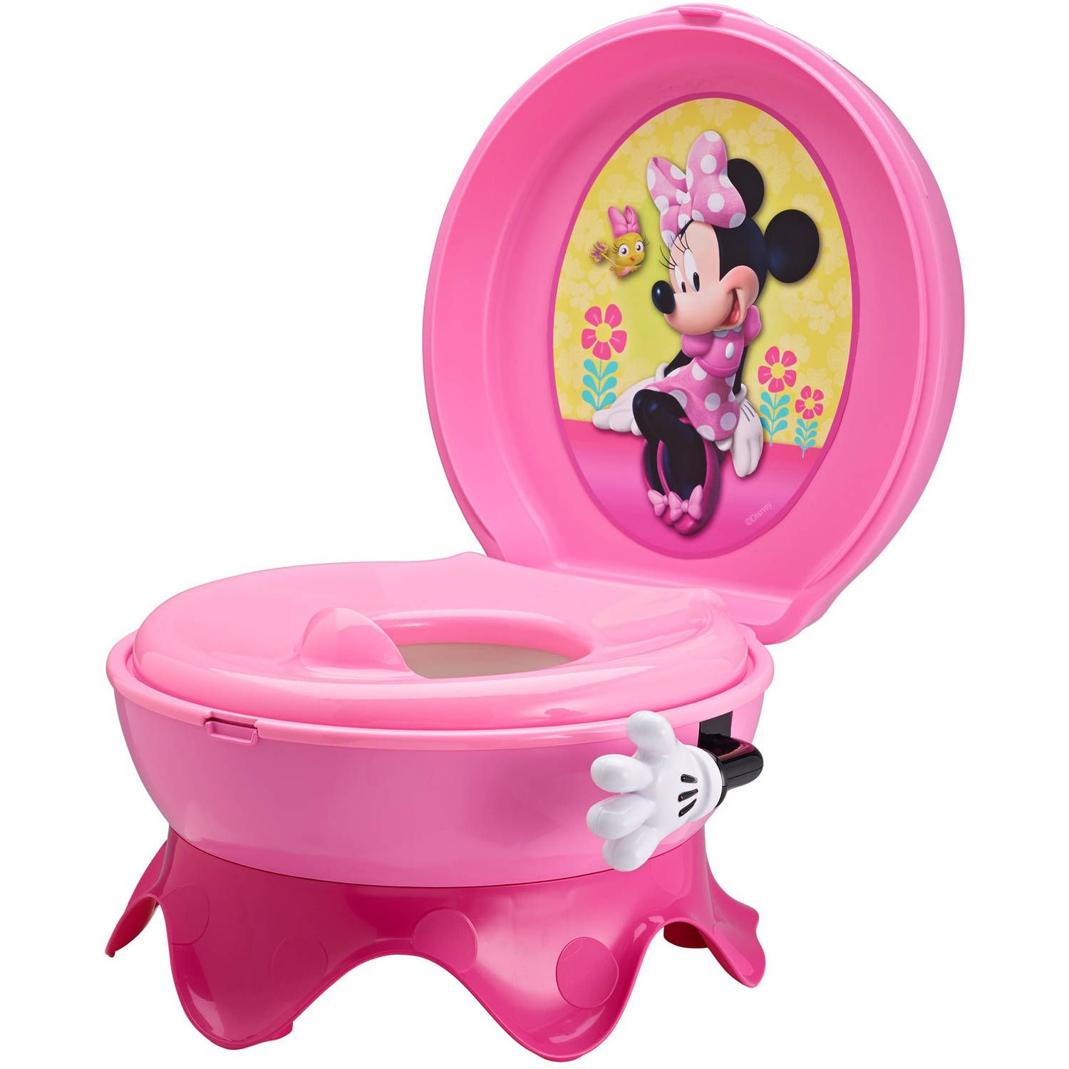 Celebrate Potty Time Success In Style With The Minnie Mouse 3 In 1