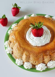 Flan Tres Leches Cake > Willow Bird Baking