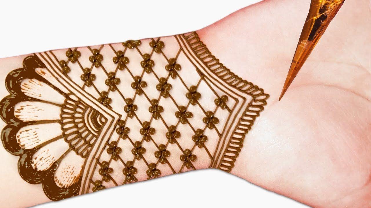 hand easy mehandi design