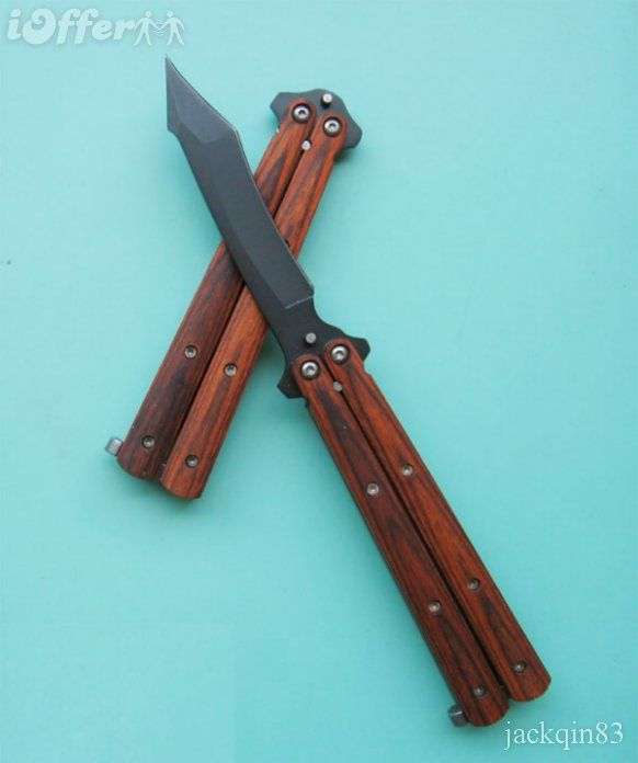 Pin By Johnathan Lam On Xick Blades Butterfly Knife