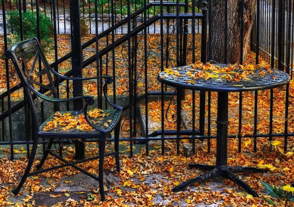 Осень в городе.   Осень, Город, Сезоны