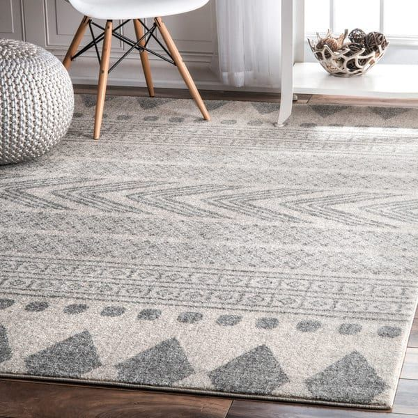 Nuloom Modern Stripes Faded Grey Rug 5 X7 5 Faded Area Rugs Cool Rugs Area Rugs For Sale