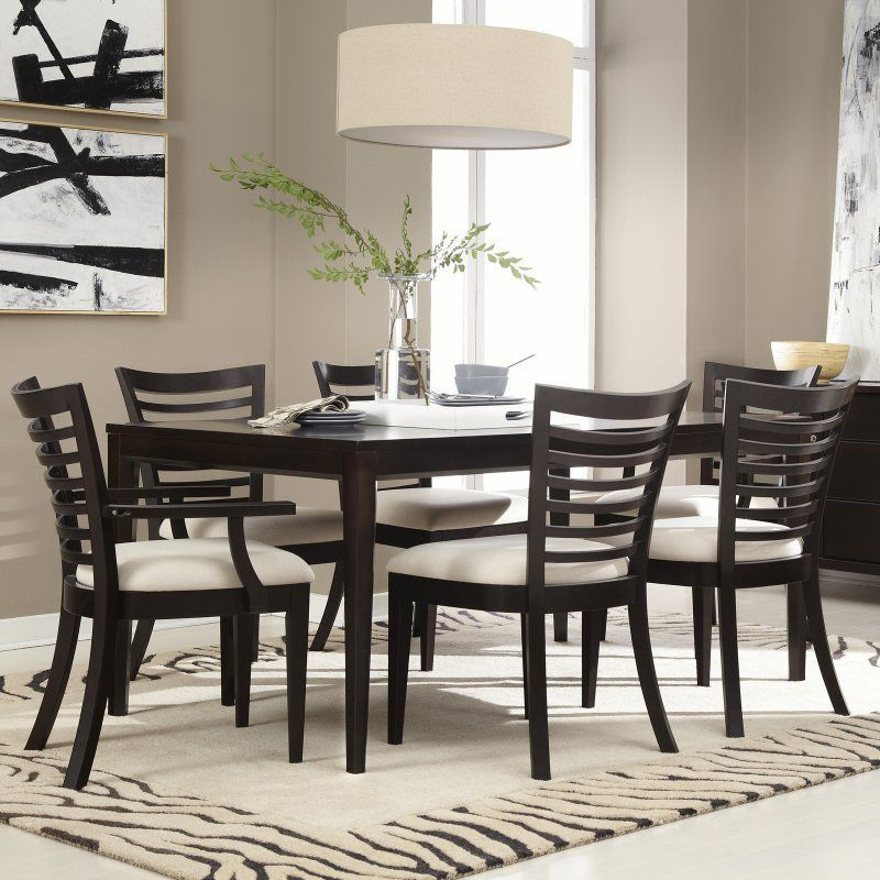 Casana Beckett 7 Piece Dining Table and