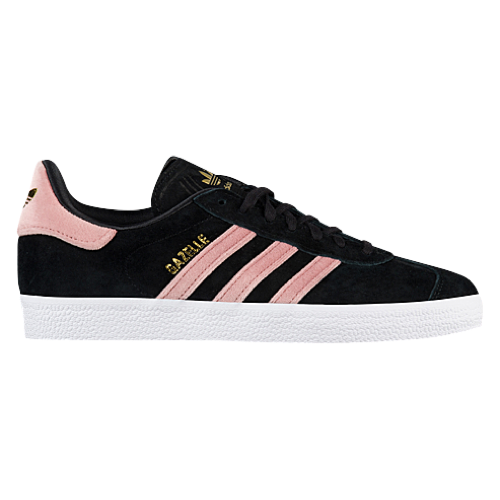 adidas gazelle noir foot locker