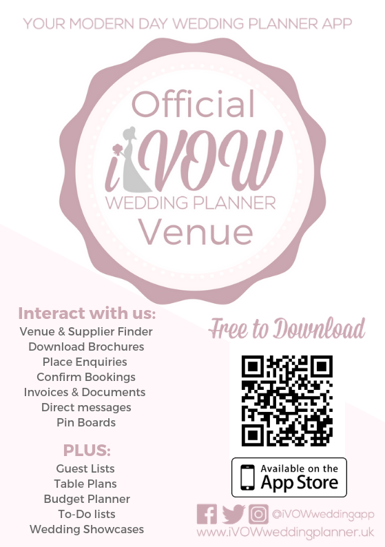 interactive wedding venues offering the ivow wedding planner