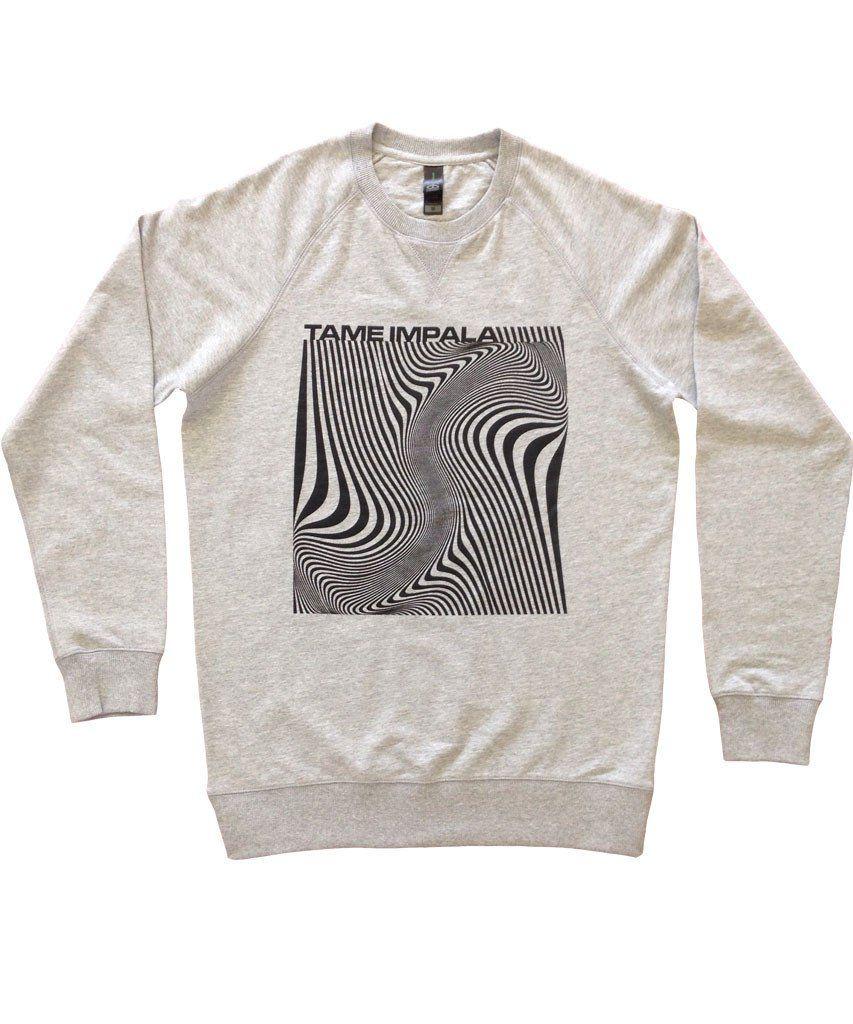 0fc5d9ddf57f tame impala shirt - Google Search   clothes   Tame impala, Sweaters ...